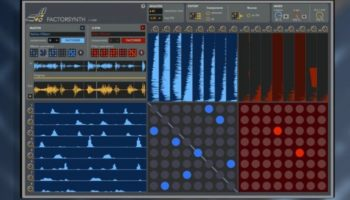 FactorSynth – a totally unique kind of music creation tool