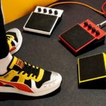 Roland x Puma kick-up a second TR-808-inspired sneaker