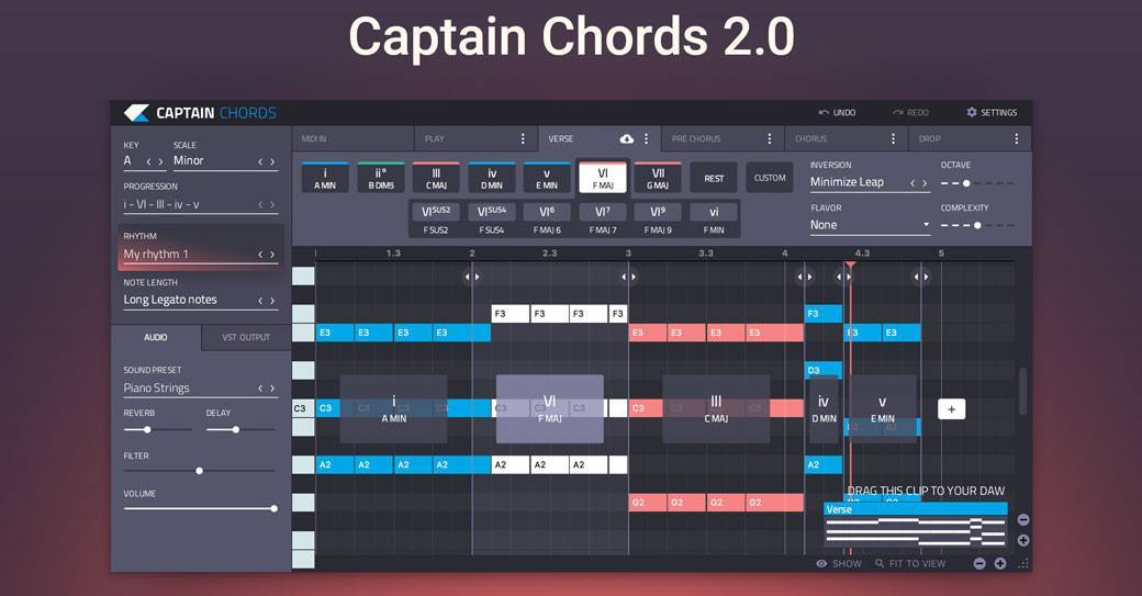 "Mixed In Key Captain 2 0 - an intuitive bundle of ""theory"" plugin"