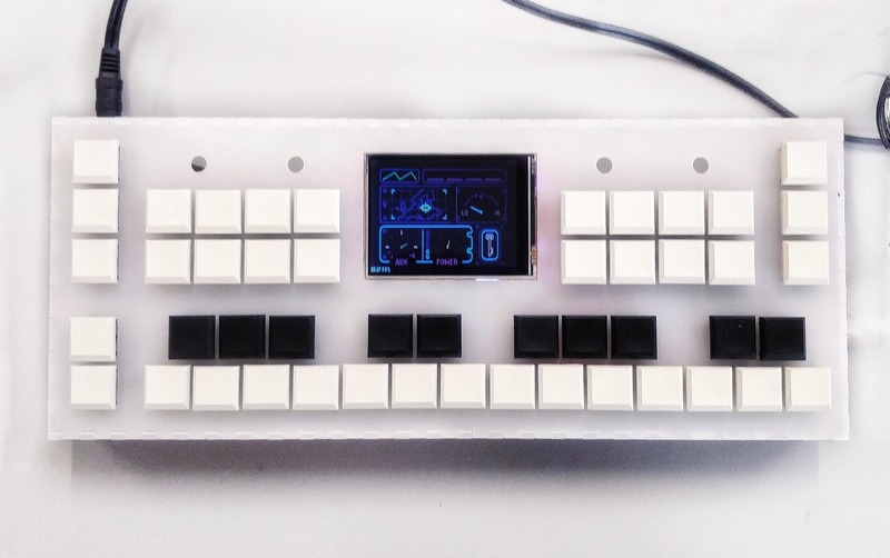 OTTO is a DIY open-source synth/sampler inspired by OP-1