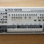 Behringer RD-909 teaser photos of the new drum machine
