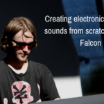 Creating electronic kick drum sound from scratch with UVI Falcon