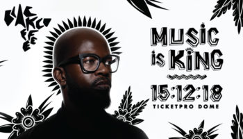 Celebrate Music is King with Black Coffee this December at the Ticketpro Dome