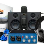 PreSonus AudioBox 96 Studio Ultimate Bundle – Entire studio in a box