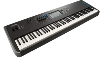 Yamaha MODX is a new series of synths to replace the iconic MOXF