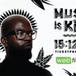 Black Coffee's Music is King concert announces first wave of the line up