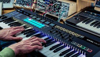 Novation SL MKIII – the next-generation studio MIDI controller