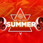 5FM We've Got Summer includes several massive parties