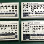 Behringer RD-909 is an affordable Roland TR-909 replica