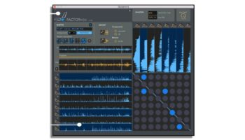 FactorMini is a new MaxForLive device for mangling audio samples