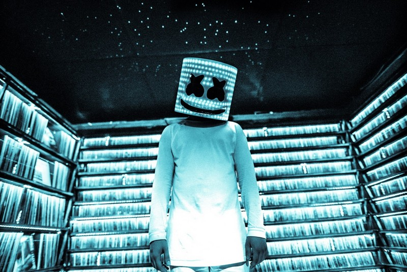 Marshmello has raked in $44 million in just two years, says