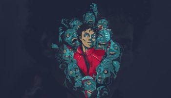 Michael Jackson's 'Thriller' gets the UPZ treatment