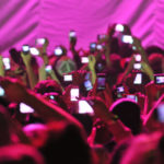 Study reveals 70% of UK gig-goers find phones on the dancefloor irritating