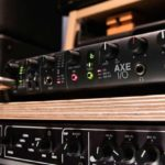 IK Multimedia AXE I/O is a new audio interface for guitarists