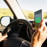 Spotify car view introduced to make music browsing safer while driving