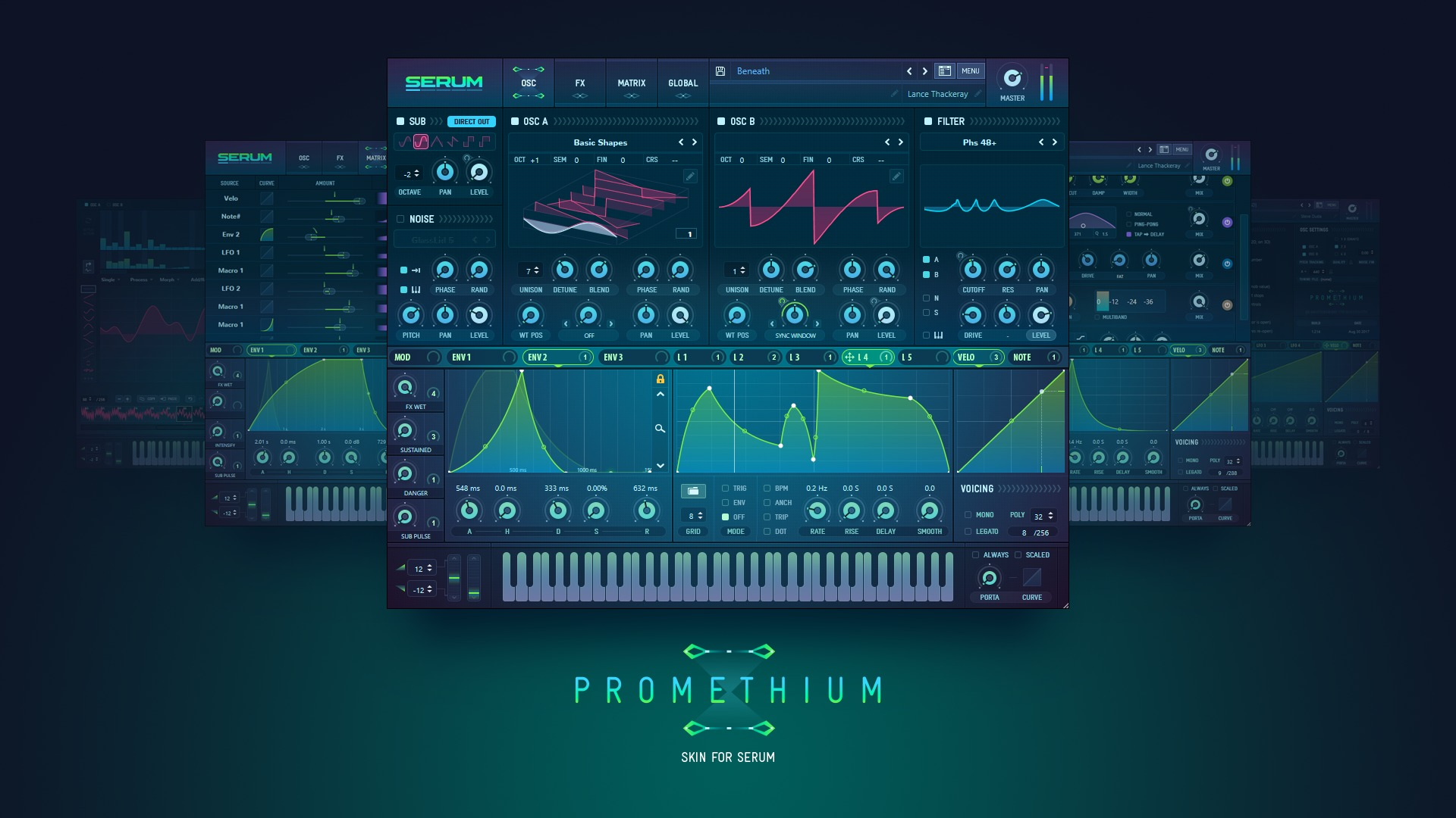 Serum synth update announced - what to expect