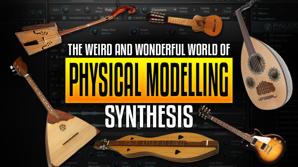 Physical Modelling Synthesis