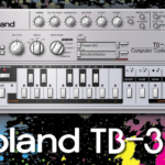Roland Cloud adds legendary TB-303 synth