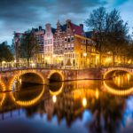 Amsterdam drowning in canal while on MDMA claims life of tourist