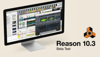 Propellerhead Reason 10.3