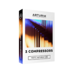 Arturia 3 Compressors You'll Actually Use bundle is just that!
