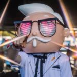 KFC bought a time slot for DJ Colonel Sanders at Ultra Miami