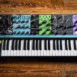 NEW: Moog Matriarch semi-modular analog synth
