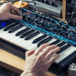 Novation Bass Station II firmware update include Aphex Twin setting