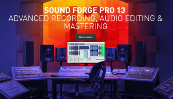 Sound Forge Pro 13
