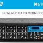 Hybrid Powered Mixers