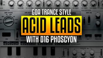 Goa Trance style TB-303