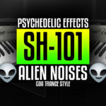 Create Goa-style effects using a free Roland SH-101 plugin