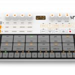 IK Multimedia UNO Drum – New hybrid analog/PCM drum machines