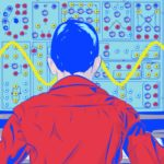 Synth Technician accidentally dosed by residual LSD