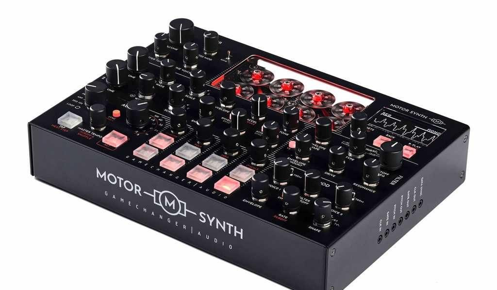 Gamechanger Motor Synth