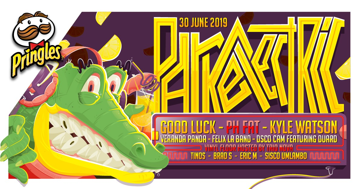 Win free tickets to Park Electric feat  Kyle Watson, Felix