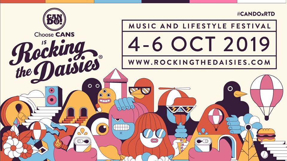 Rocking the Daisies 2019