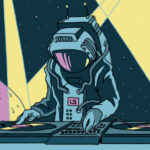 First DJ set in Space set for August by BigCityBeats