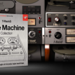 T-RackS Tape Machine Collection – four pieces of music history