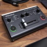 Roland V-02HD – The portable video production problem solver