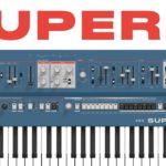 The UDO Super 6 is a binaural polyphonic synthesizer