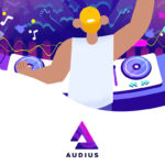 Audius Blockchain music-streaming service goes public