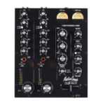 MasterSounds Two Valve is a new high-end boutique valve DJ mixer