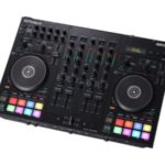 The new Roland DJ-707M is the connoisseur's DJ Controller