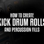 Create a variety of kick drum rolls and percussion fills [tutorial]