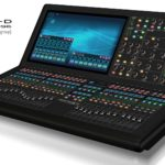Midas Heritage-D is a futuristic AI-based mixing console…
