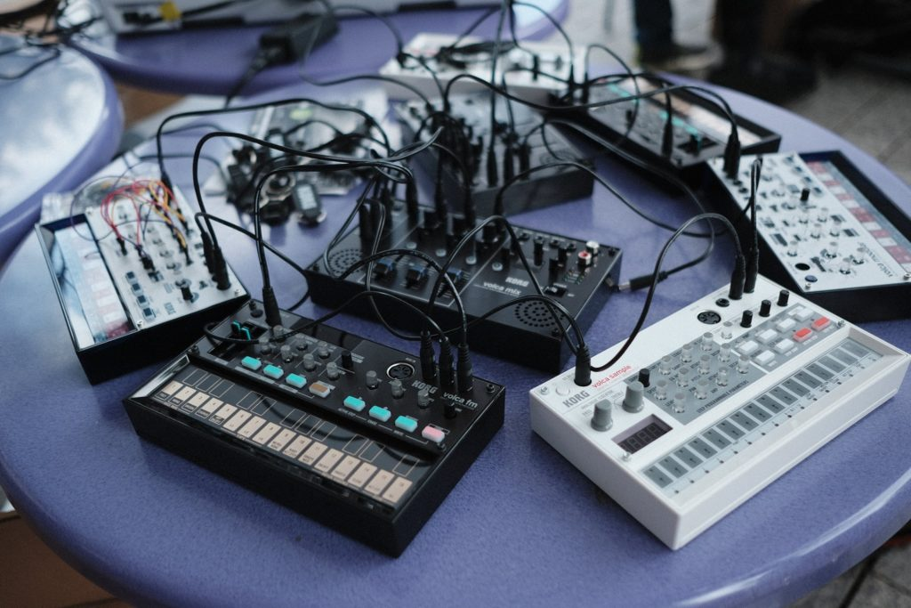 Korg synthesizers major update