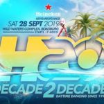 H20 Decade 2 Decade Festival full line-up