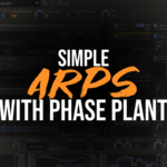Creating a simple arpeggiator in Kilohearts Phase Plant