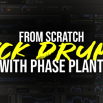 Creating kick drums from scratch with Kilohearts Phase Plant